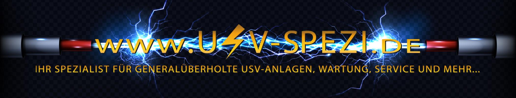 generalüberholte USV-Anlagen